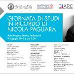 Giornata di studi In ricordo di Nicola Pagliara